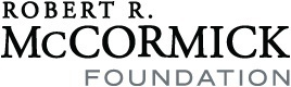 Logo for Robert R. McCormick Foundation