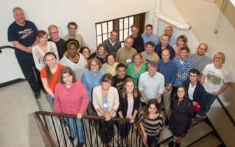 "We present the fellows and participants of the McCormick Specialized Reporting Institute, ""Covering Big Agribusiness in the Heartland"" 2013 workshop."