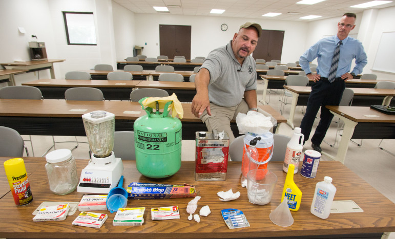 modern meth production means less worry for farmers
