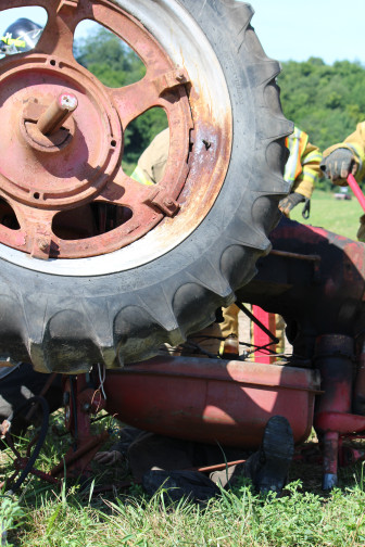 Agriculture has historically been a dangerous field. According to the National Institute for Occupational Safety and Health, 476 farmers and farm workers died from a work-related injury in 2010. That resulted in a fatality rate of 26.1 deaths per 100,000 workers.