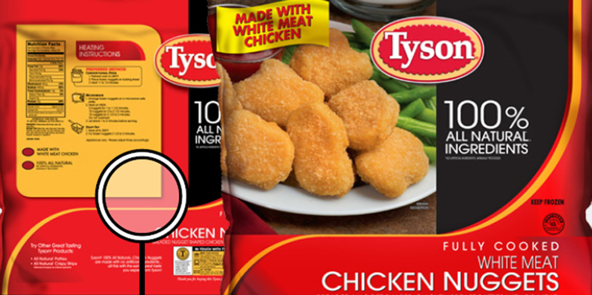 Plastic Tainted Chicken Nuggets Highlight April Food Recalls