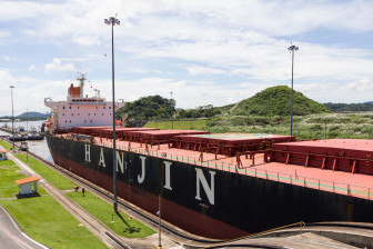 The Panama Canal opened in 1914. Since then, it has helped Midwest farmers connect to the rest of the world.