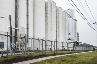 The Cargill facility in Paris, Ill., on Dec. 9, 2014.