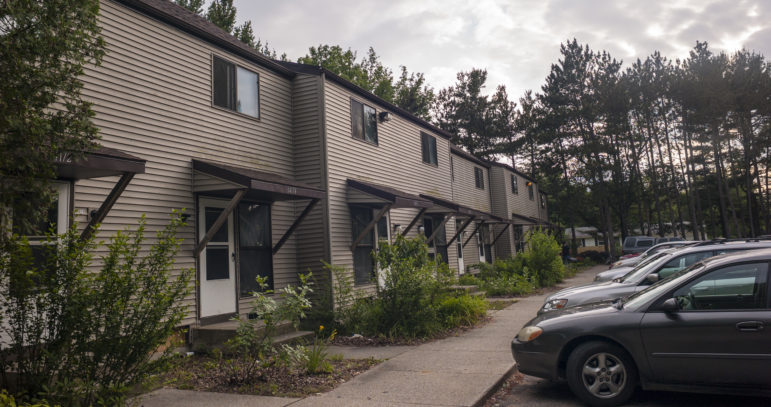 From the outside, the Pine Creek migrant farmworker camp in Holland, Michigan, looks like a typical apartment complex. On the inside, residents fight an ongoing bed-bug infestation.
