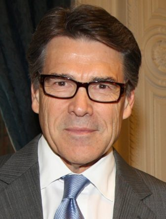 Former Texas Governor Rick Perry