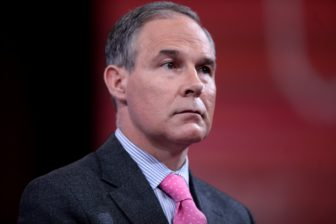 Oklahoma Attorney General Scott Pruitt