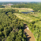 Since 1955 the Vermilion Power Plant has been storing toxic coal ash in three ponds next to the Middle Fork Vermilion River near Oakwood, Illinois