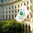 The U.S. EPA building in Washington DC