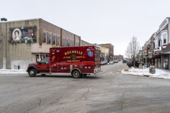 The Trump Administration told an Illinois health department to leave Rochelle Foods alone. Then a second COVID-19 outbreak struck the plant.